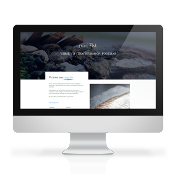 Website Pure Fisk