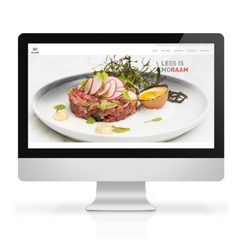 Website Raamfood